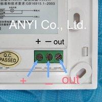 Настенный переключатель AC100 130 Auto ,