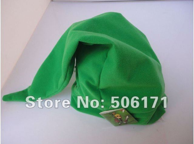 Free shipping 10pcs/lot legend of zelda hat cosplay costumes play cap christmas gift