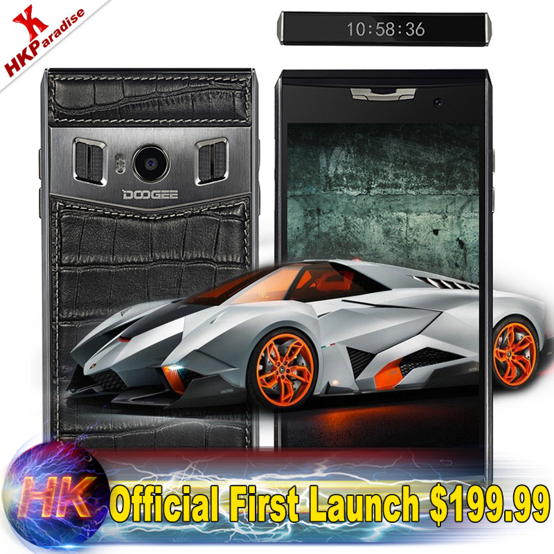 Business Luxury Doogee T3 Mobile Phone 4G FDD LTE 4.7'' Android 6.0 MTK6753 Octa Core 3GB RAM 32GB ROM 13.0MP Vice Screen(China (Mainland))