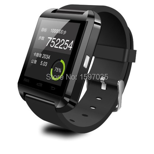 Bluetooth Smart Watch WristWatch U8 U Samsung S4/Note 2/Note 3 HTC LG Huawei Xiaomi Android Phone Smartphones 2015 Hot - 3C country store