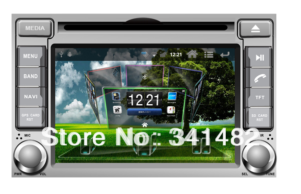 Android CAR DVD PLAYER WITH GPS FOR HYUNDAI I20 2008- Navigation Radio Bluetooth PIP TV Free Maps - Shenzhen TomTop E-commerce Technology Co., Ltd. store