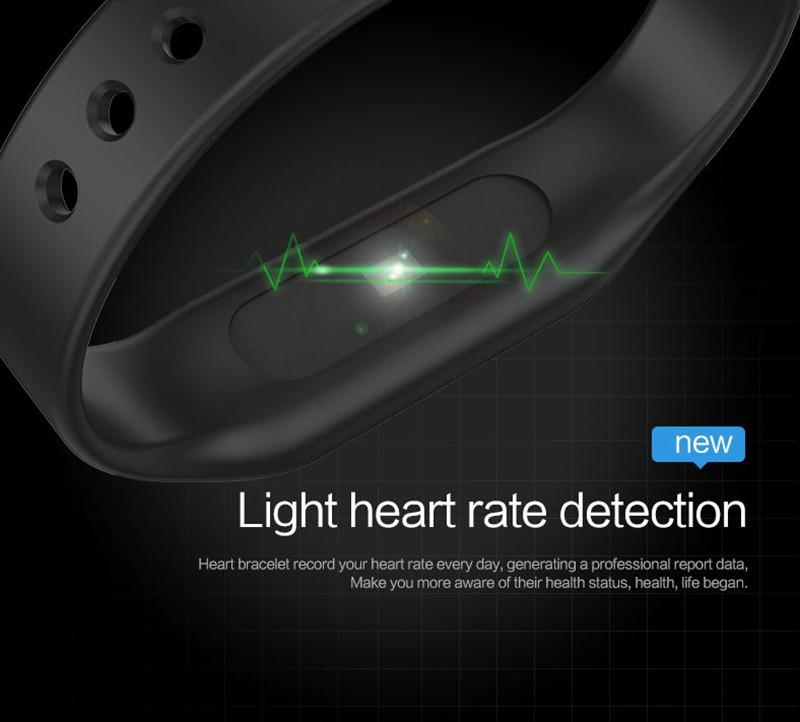 Smartband Heart rate Bracelet 3