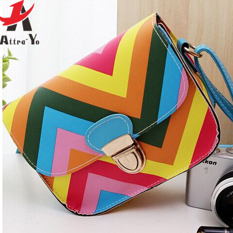Маленькая сумочка Attro-yo women bag atrra/yo! women messenger bags for women leather handbag shoulder bag ladies