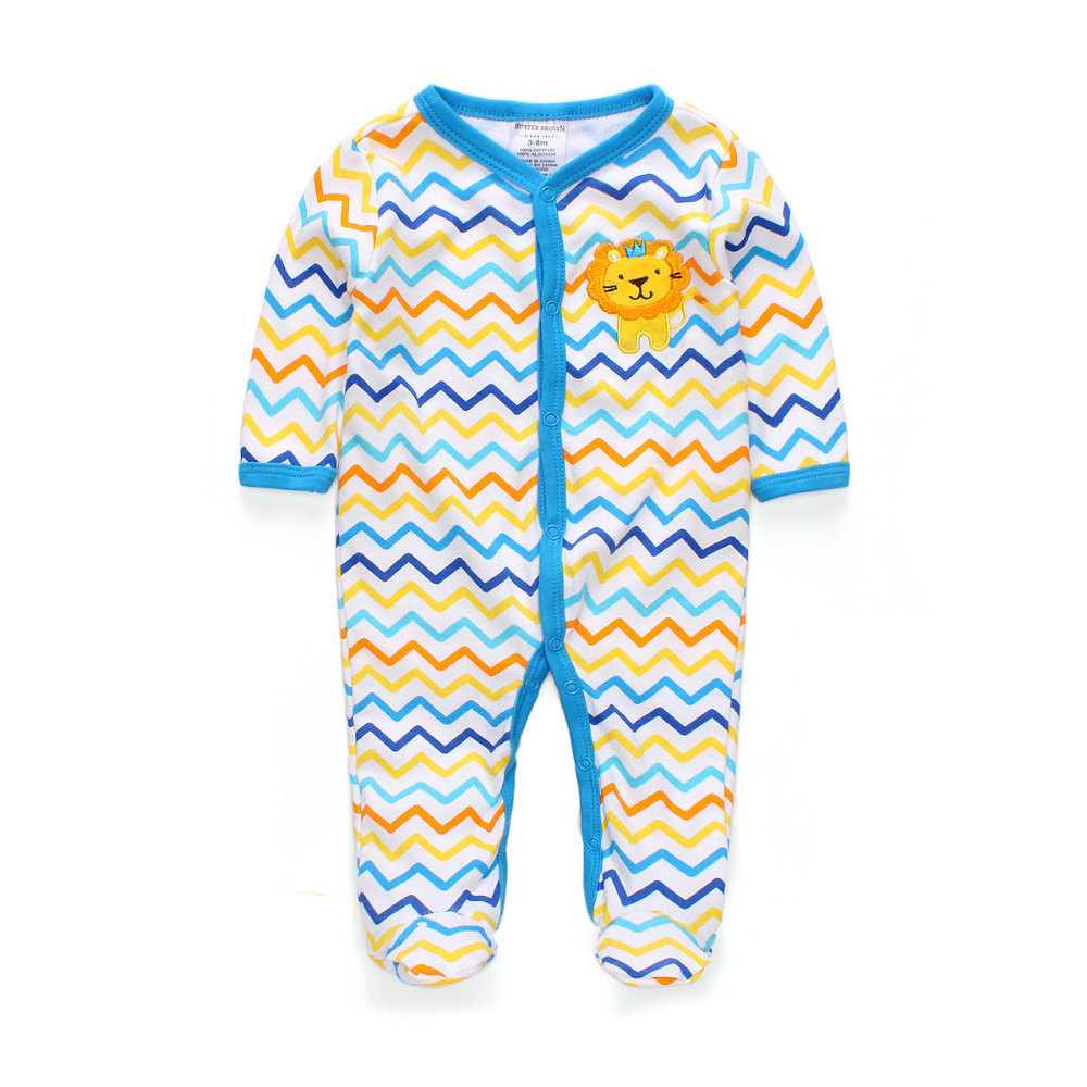100% Cotton Full Infant Romper Unisex Newborn Clothes Cute Newborn Similar Body Baby Boy Clothes Baby Girl Romper Roupa(China (Mainland))