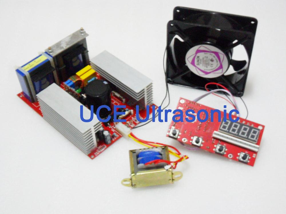 400W ultrasonic power generator+display board<br><br>Aliexpress