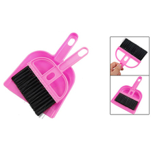 "TFBC 7.5cm/2.95"" Office Home Car Cleaning Mini Whisk Broom Dustpan Set(China (Mainland))"