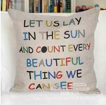 Fluid beautiful pillow