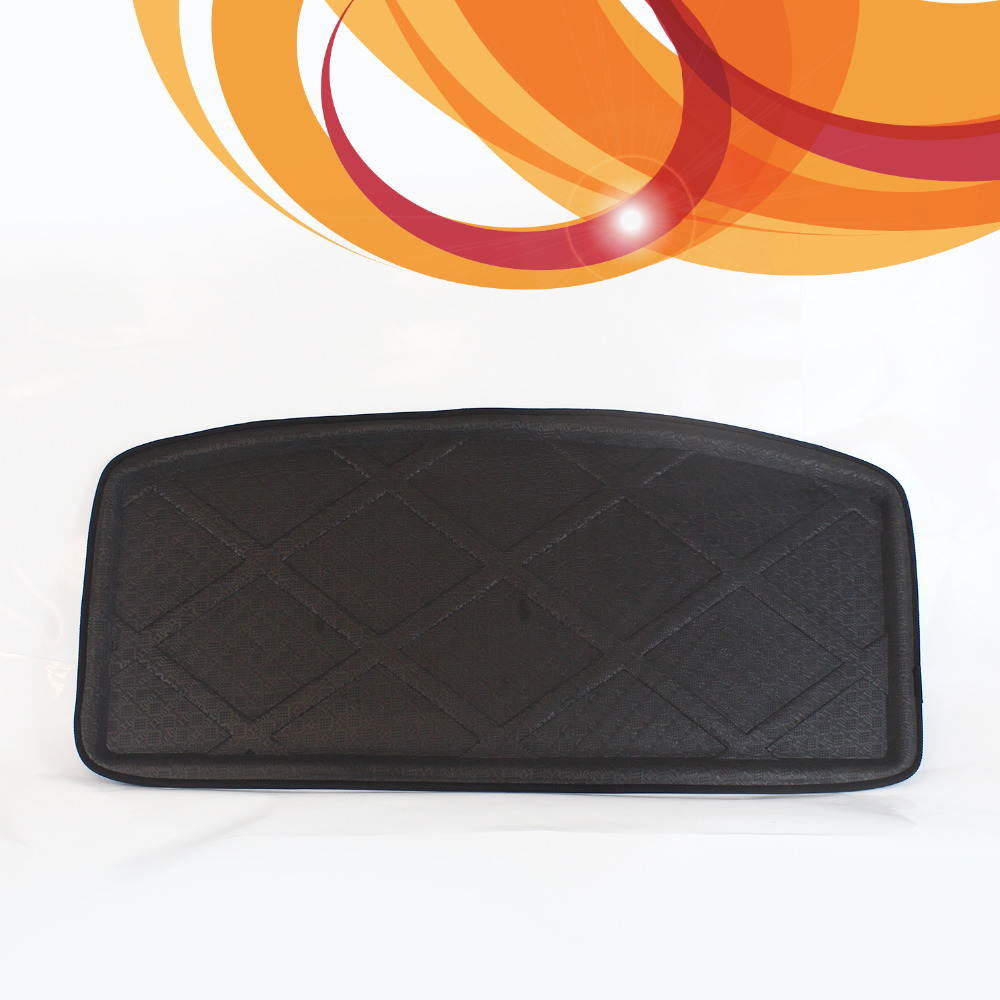 Fast Shipping!! 3D Black Waterproof All Weather For Mercedes-Benz R Class Before 2015 Rear Car Truck Cargo Mat Tray Liner<br><br>Aliexpress