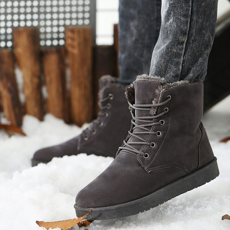 Warm Boots For Men - Cr Boot