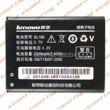 New BL169 battery For Lenovo P70 P800 A789 S560 Phone Batterie Batterij Bateria(China (Mainland))