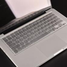 "Buy Waterproof Keyboard Cover Skin Apple Macbook Protector UK EU US Version TPU Tansparent Macbook Pro/RETINA 13"" 15"" Ma for $1.13 in AliExpress store"