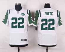 New York Jets #15 Brandon Marshall #12 Joe Namath #7 Geno Smith Elite White and Green Team Color(China (Mainland))