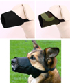 Adjustable Dog Muzzle Mouth Mask Prevent Bite For Small And Large Dogs High Quality Soft Fiber