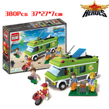 Hot Sales Travel Series Mini Figures Action Figures Toys Building Blocks Classic Toys Kid Gift Compatible With Legoed Lbk_qm_009