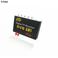 Aoluoya Car DVB T2 120km h Double Antenna H 264 MPEG4 Mobile Digital TV Box External