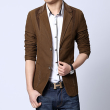Hot sale free shipping men blazer casual suit man blazer masculino mens suits 3 colors 4xl