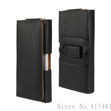 New Smooth pattern/Lichee Pattern PU Leather Phone Belt Clip For Samsung Galaxy Xcover 3 CellPhone Accessories Pouch Bags Cases