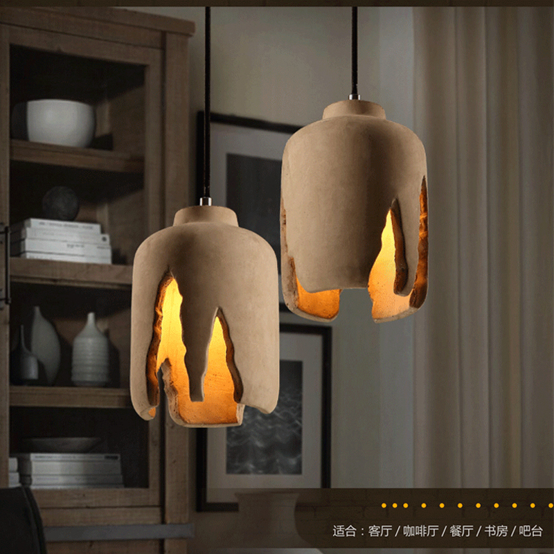 Mini Pendant Lamp Pulley Pendant Light Ajustable Diy