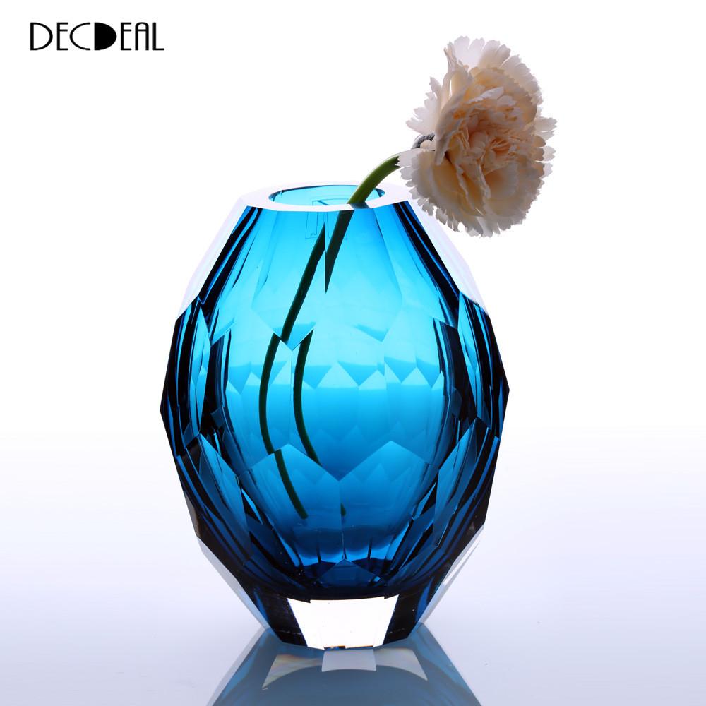 Online kopen wholesale polish glas vazen uit china polish glas vazen groothandel - Decoratie kamer thuis woonkamer ...