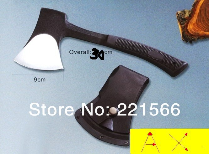 High Carbon Steel Camping Axe, Survival Ax, Outdoor Hunting, Fire, Multi Tool Knife, Universal Knife - xiong liu's store