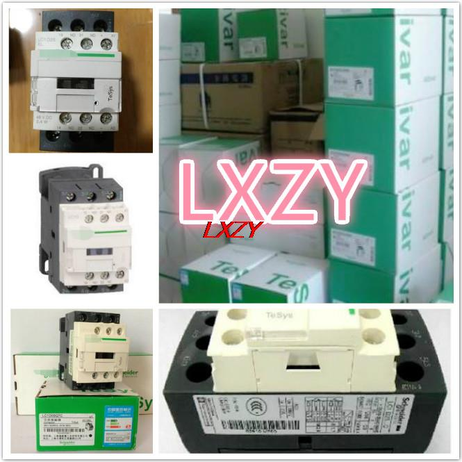 Фотография Free Shipping 1pcs/lot New and origian facotry Original AC contactor LC1D95M7C LC1-D95M7C