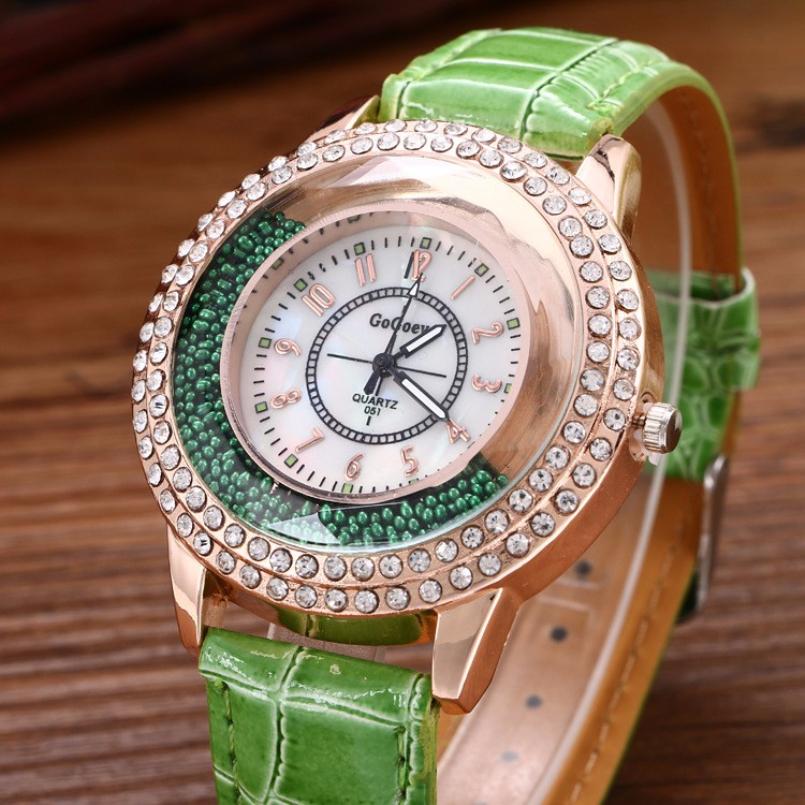 Excellent Quality Top Brand Women Rhinestone Watches Luxury Crystal Watches Women Ladies Dress Quartz Wristwatches Reloj Mujer<br><br>Aliexpress