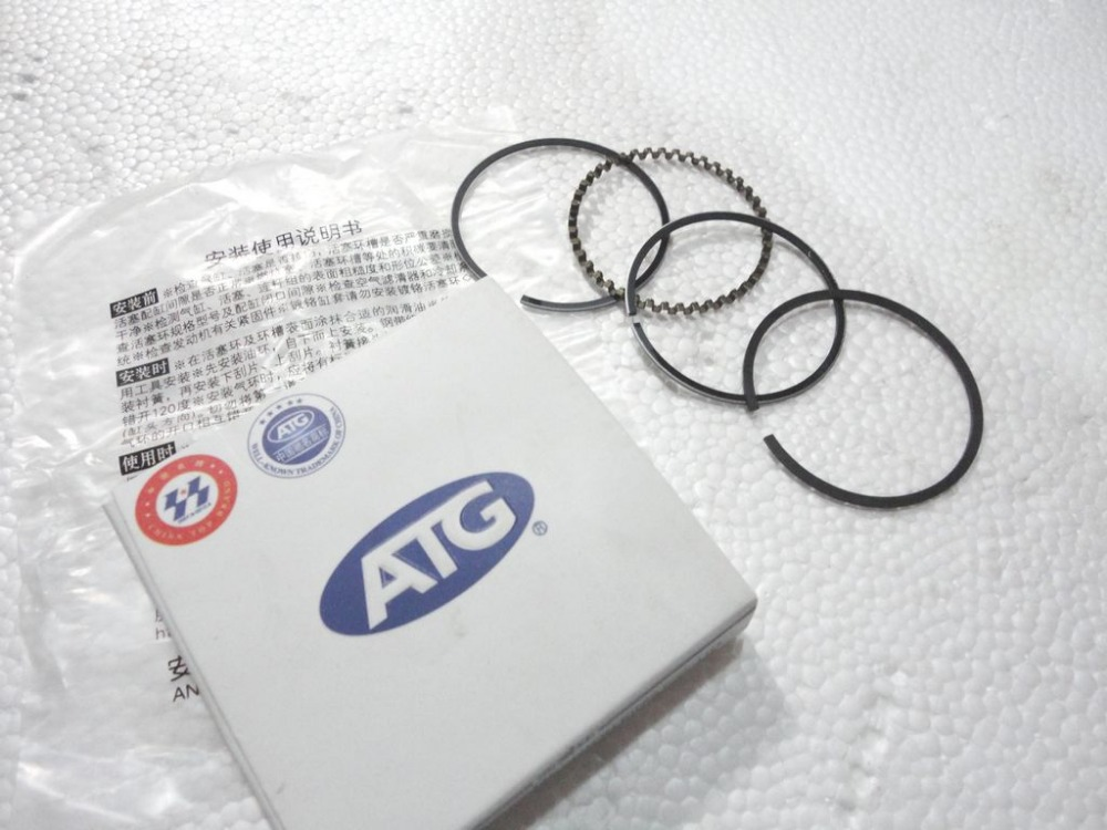 ATG Rings set for font b GY6 b font 125cc Scooter Chinese Motorcycle QJ Keeway 152QMI
