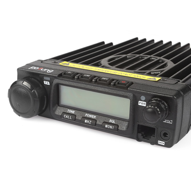 Pofung/Baofeng BF-9500 UHF 400-470MHz 200CH CTCSS/DCS/DTMF Transceiver 50W/25W/10W Car Mobile Radio(China (Mainland))