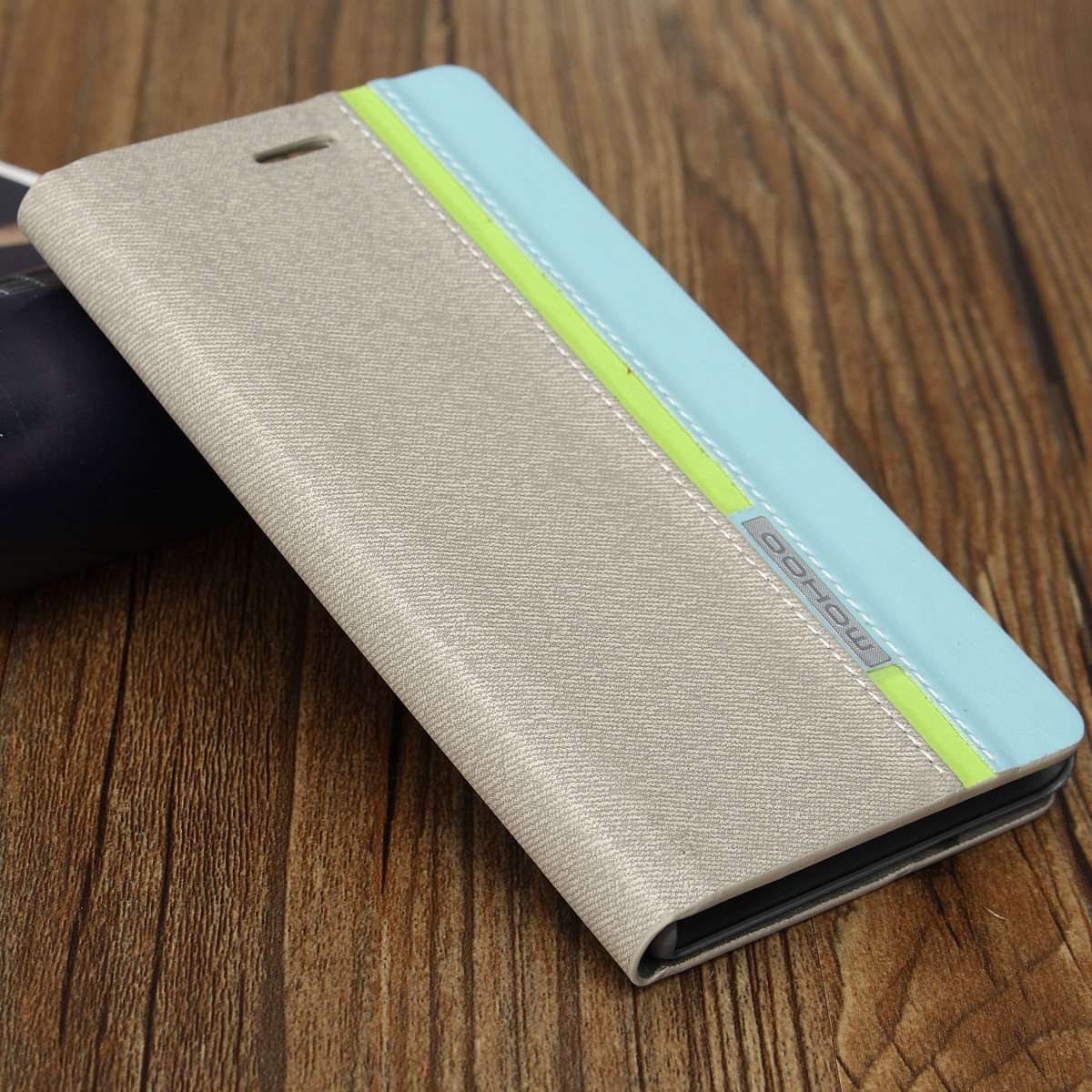 Hybrid Thin Flip Mobile Phone Synthetic Leather Wallet Card Case PC Cover For Lenovo P70 Phone Cases Stand(China (Mainland))