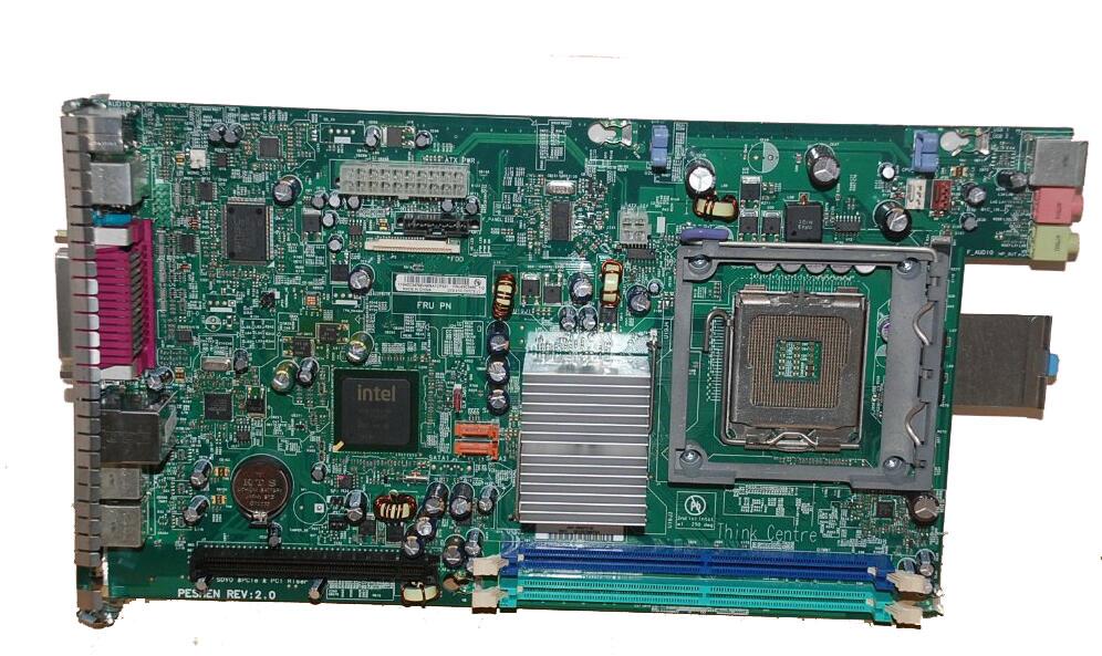 original motherboard for Lenovo L-I946GZ A55 M55E SFF mainboard DDR2 LGA 775 boards,87H4659 43C3480 Desktop motherboard <br><br>Aliexpress