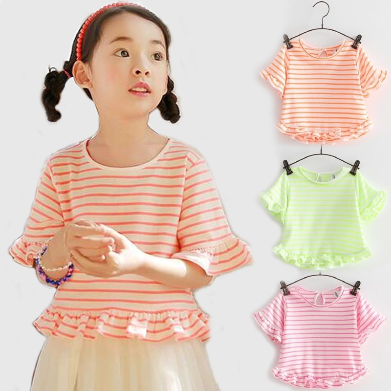 New 2016 girls t shirts cute girl clothes girl shirts for Girls in t shirts