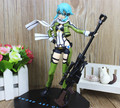Free Shipping Sword Art Online II Gun Gale ligne eog Asada Shino Sinon PVC Action Figure