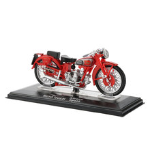 1:22 Alloy Motorcycle Model Toy Racing Motor World Champion Sport Motorbike GT Norge California 850 Collection Car Toys For Kids(China)
