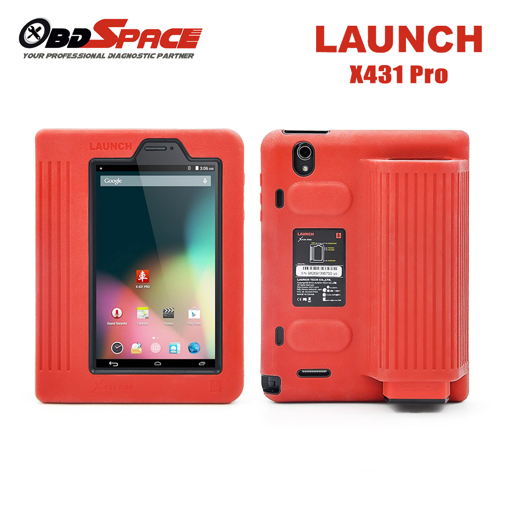 Original Launch X431 Pro Professional Auto Diagnostic Scanner Wifi/bluetooth Tablet LAUNCH X-431 Pro Better Launch X431 Diagun(Hong Kong)