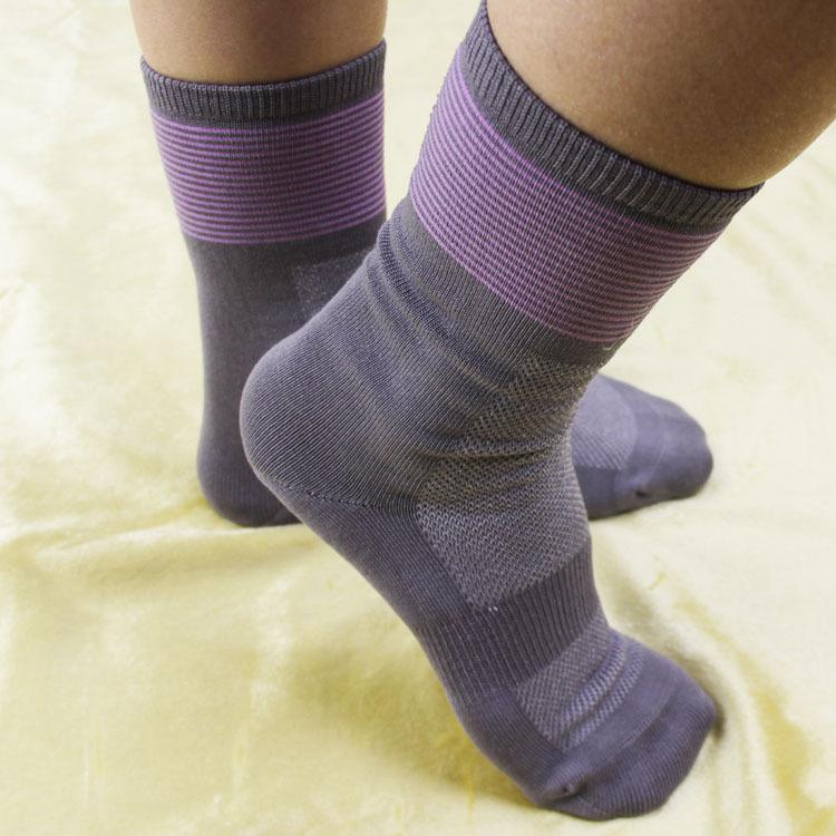 2 pairs/lot Spring 2014 women socks, Breathable sock, fashion styling, socks goes well winder dress. - La Fenice store