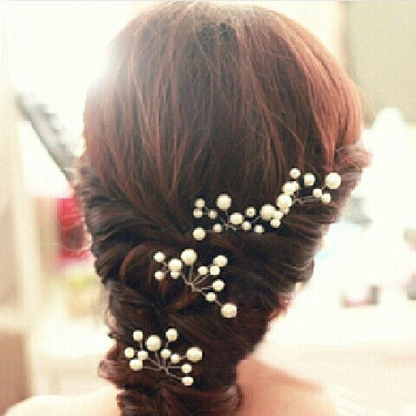 Фото украшения для волос своими руками