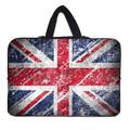 british flag computer bag for women men 13 13 3 13 4 inch tablets pc sleeve