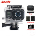 AMK5000S Wifi Outdoor Video Camera Camcorder Digital Cam Video HD DV Car DVRWaterproof 30M Shockproof 20MP