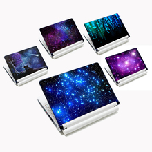 Starry Sky DIY Personality Decal laptop sticker 13 15 15.6 inch laptop skin for lenovo/acer/asus computer(China (Mainland))