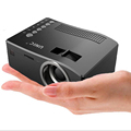 Multimedia LED Projector HD UC28+ Home Theater Mini Portable Projector  Support 1080P HDMI AV-in Video VGA HDMI USB SD
