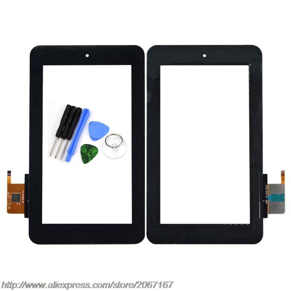 New Black 7 inch Touch Screen for HP Slate 7 2800 2801 4601 Tablet Glass Digitizer Sensor Replacement Free Shipping(China (Mainland))