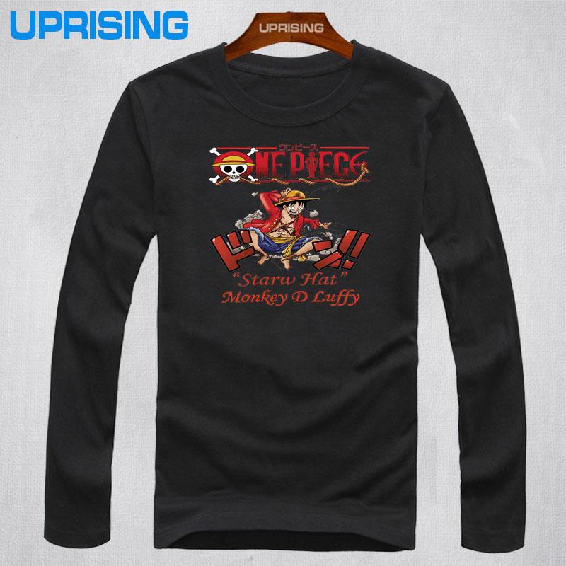 UPRISING Popular man t shirt Hot Topic Men's long Sleeve 100% Cotton tshirt Free Shipping(China (Mainland))