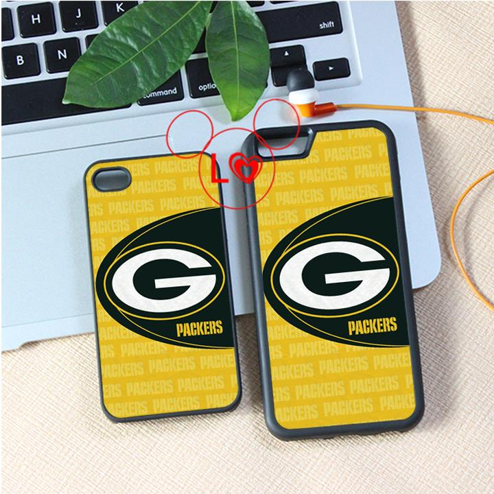 For Football Fans NFL Green Bay Packers fashion cover case for iphone 4 4s 5 5s 5c SE 6 6s 6Plus & 6S plus #A5147(China (Mainland))