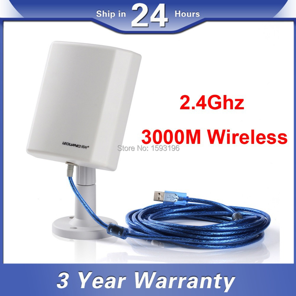 Long Distance USB WiFi Antenna Indoors Outdoors Wifi Adapter External Wireless up to 3000m Hot Spots(China (Mainland))