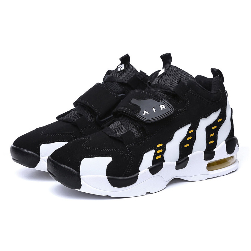 Hot sale new design free shipping women basketball shoes 2016 men Basketball Shoes air sole mens basketball sneakers BS07(China (Mainland))
