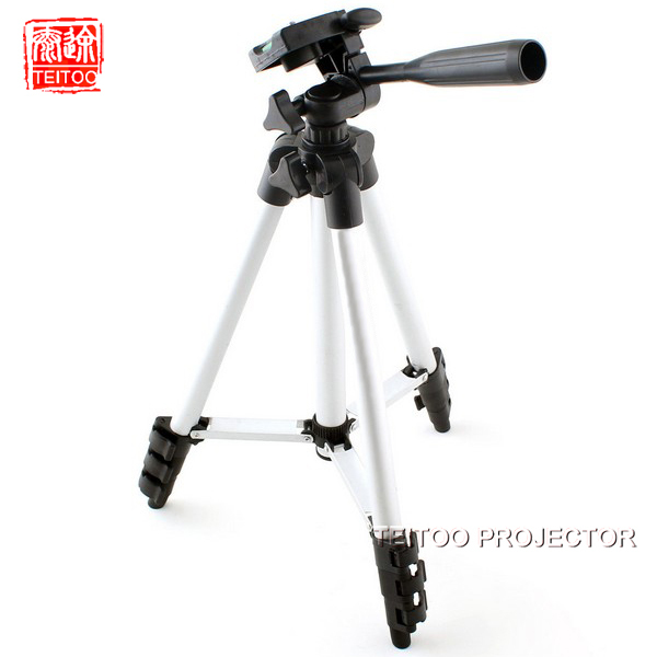 Tripod Table Lightweight Stand Mount Holder For Projector