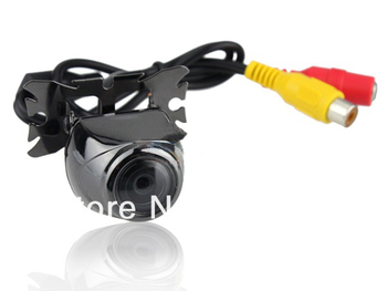 170 Degree HD Reverse Rear View Backup Video Camera kit System, CMOS/CCD, Water Proof, Night Vision, Free Shipping