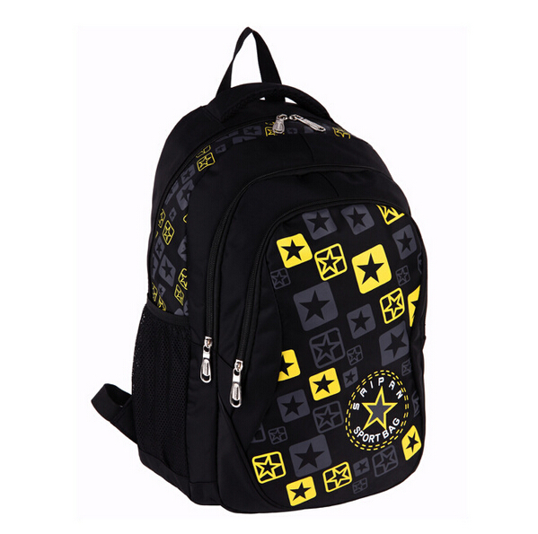 2015New Fashion students bags man women travel casual waterproof backpacks middle school 4 color - DFKC FASHION store