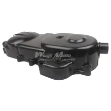 Engine Side Cover GY6 50cc 139QMB Long Case Version 15.75inch Fit 729 Belt