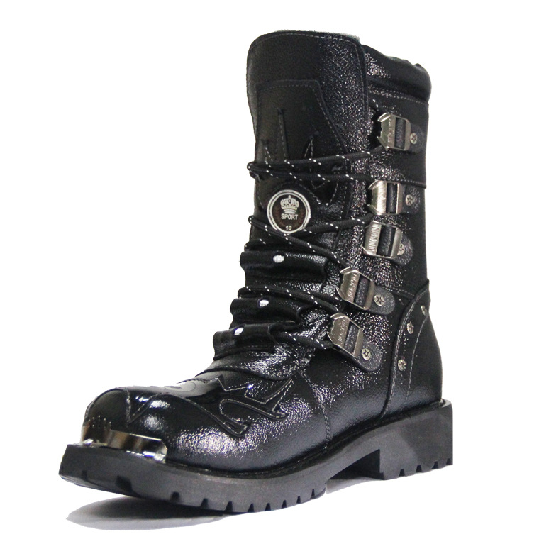 Compare Prices on Tall Leather Boots for Men- Online Shopping/Buy ...